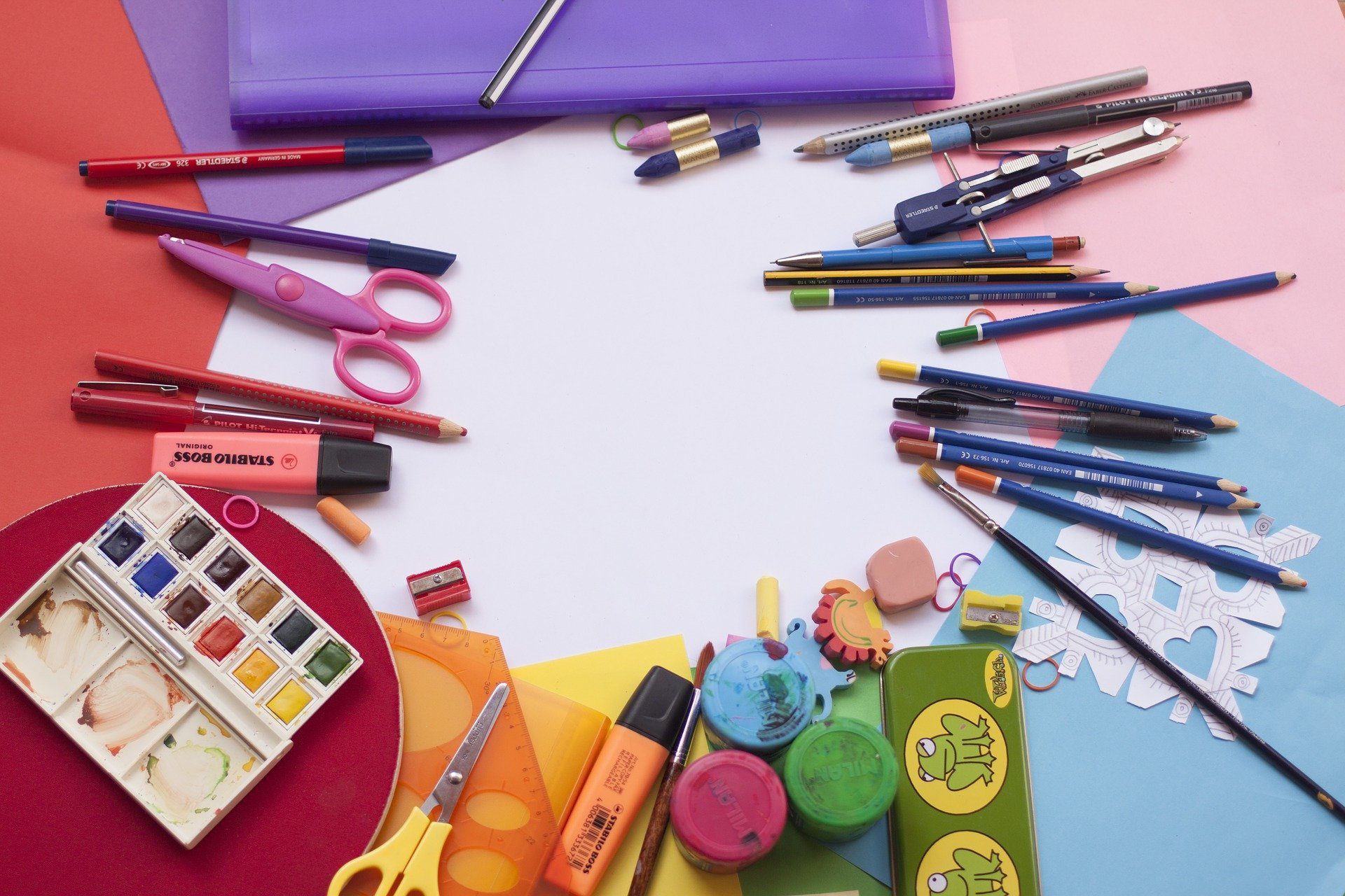 skola potreby psani malovani