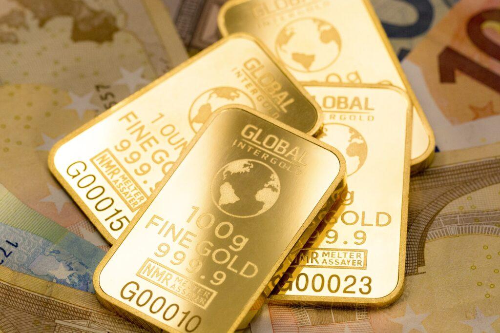 zlato cihla cihlicka kov