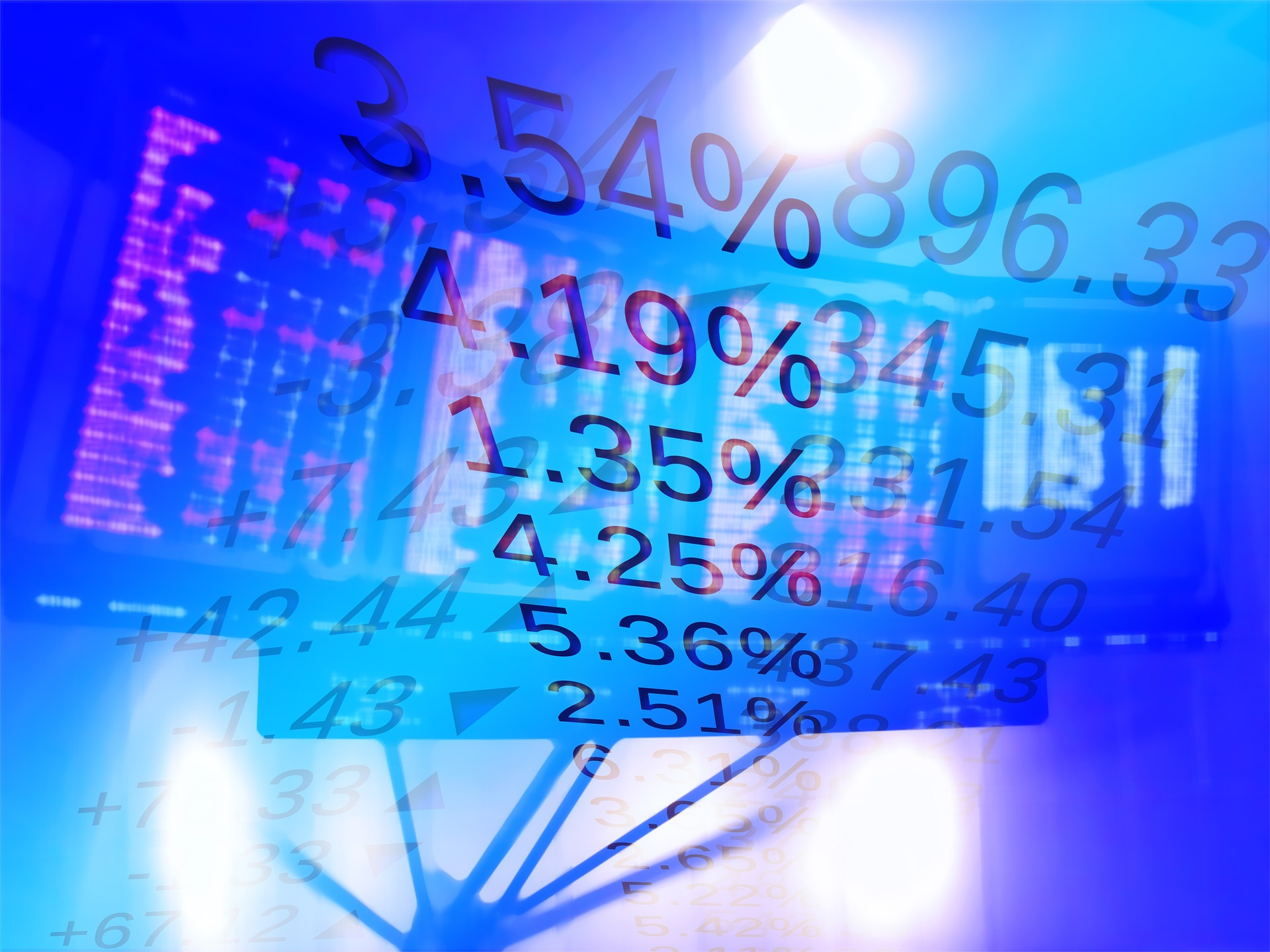 burza stock finance