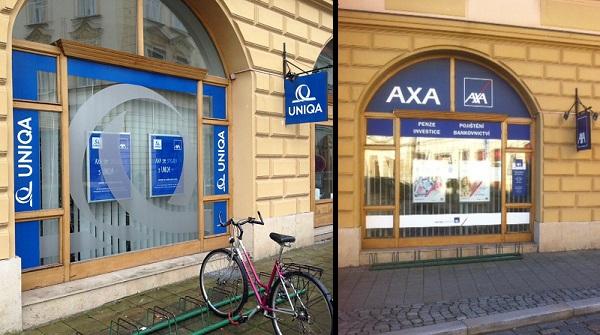 Pobočky AXA se už rebrandují na UNIQA, pro zákazníky se nic nemění