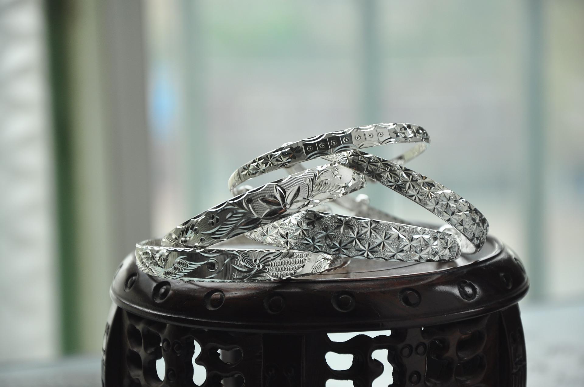 stříbro, prsten, šperky