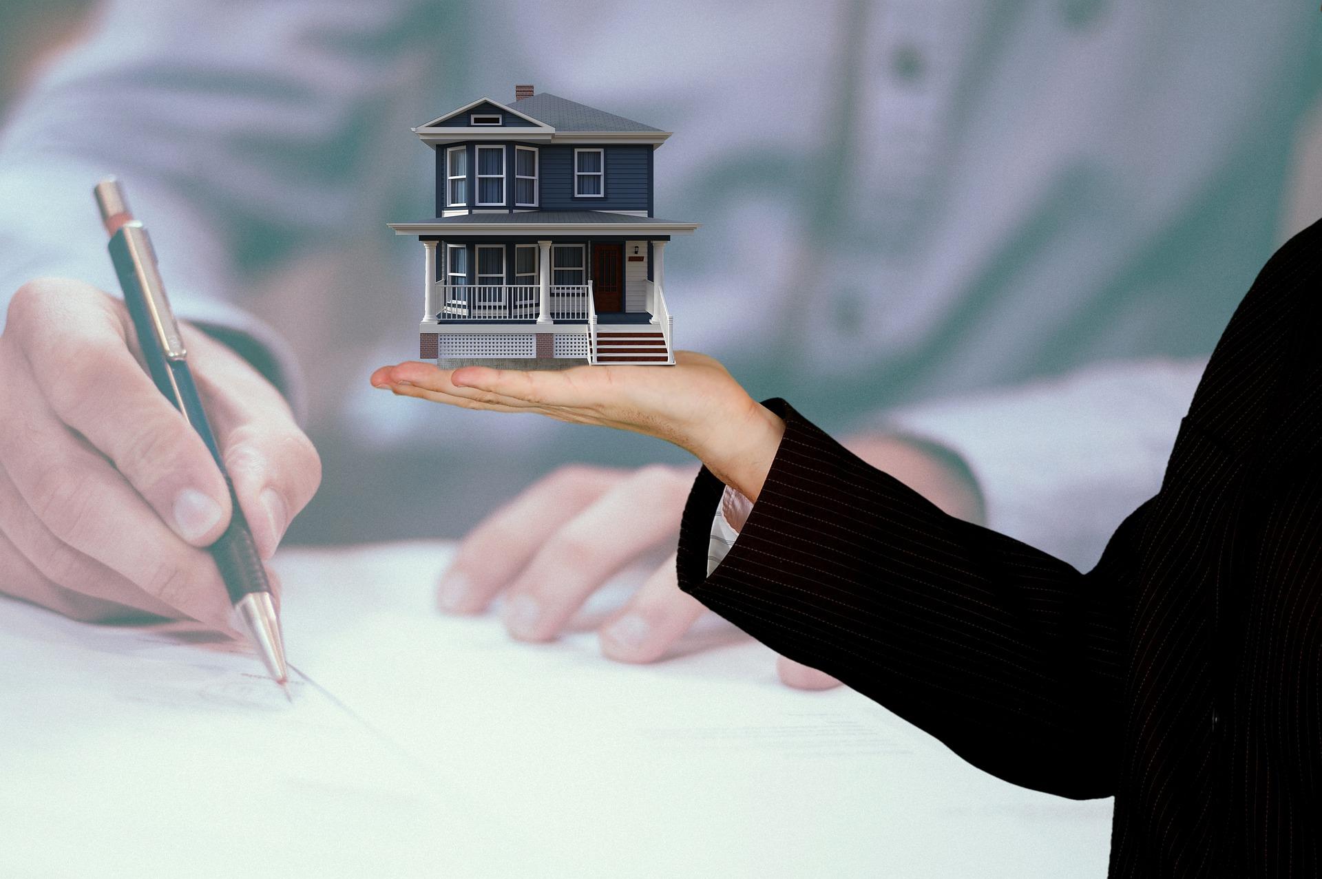 nemovitost, investice, dům, hypotéka