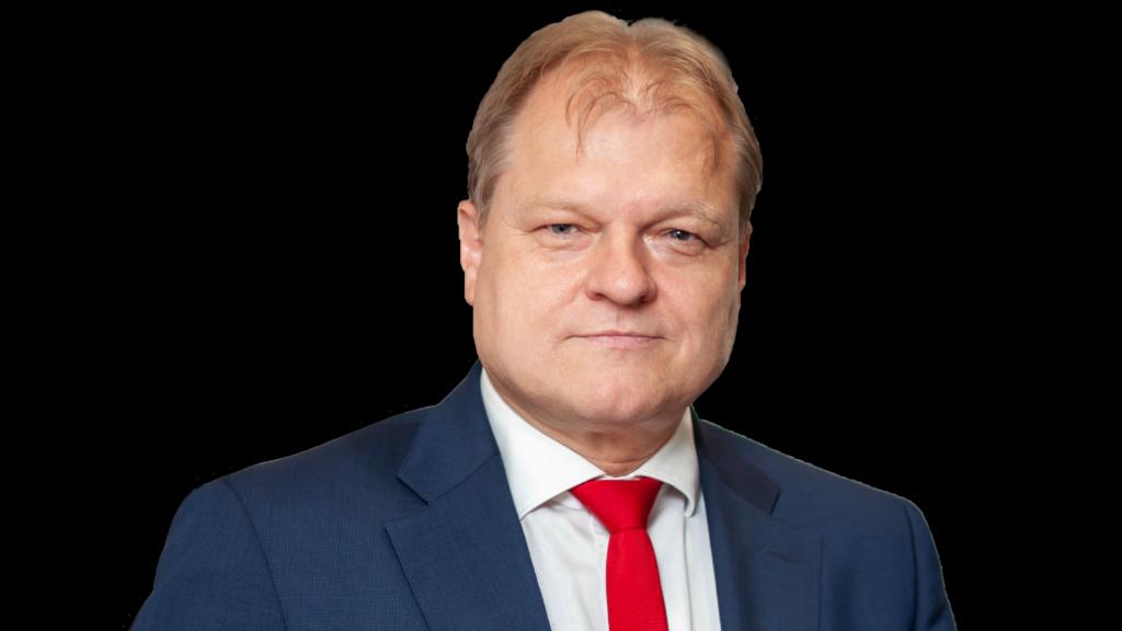 Josef Škoda (55), zemský ředitel společnosti 4fin 2